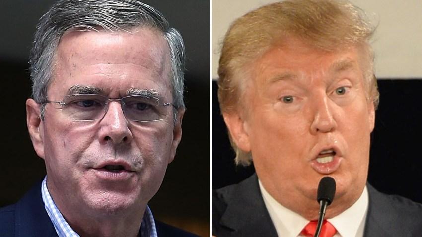 Jeb-Bush-Donald-Trump