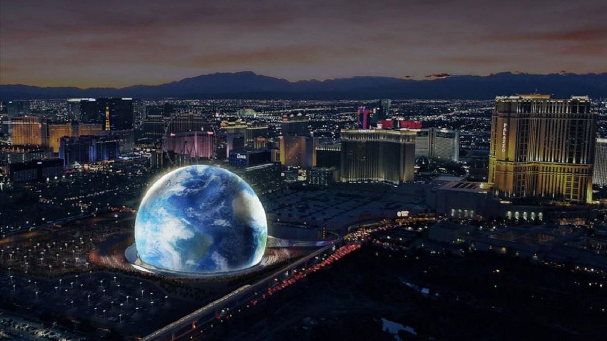 Imagen Mgm Sphere Las Vegas Portada