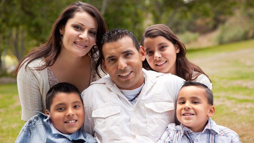 familia-hispana