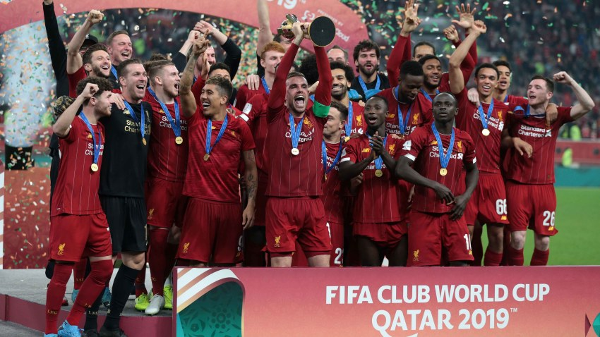 Liverpool gana el Mundial de Clubes