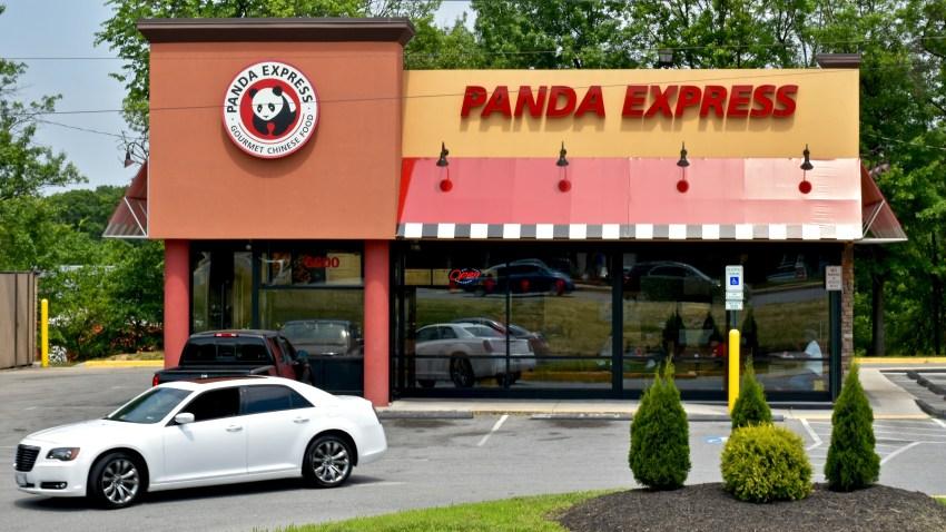 Fotografía genérica de una tienda de Panda Express.