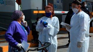Cerco sanitario en frontera Ciudad Juárez