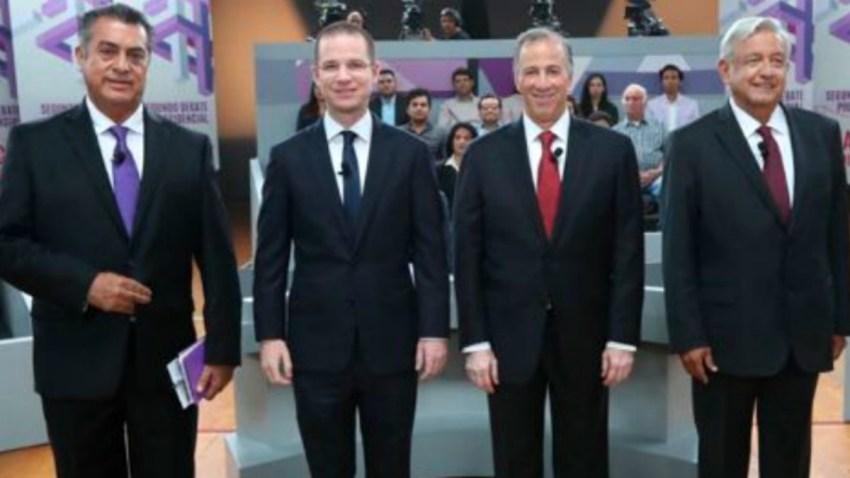 mexico-segundo-debate-tijuana-candidatos