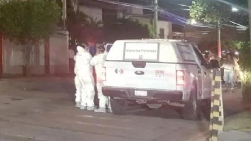 Personal de servicios forenses en Zapopan