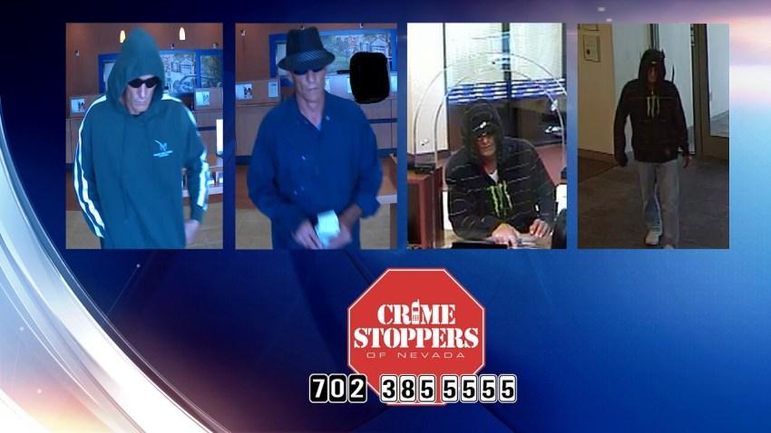 sospechoso de robo a banco