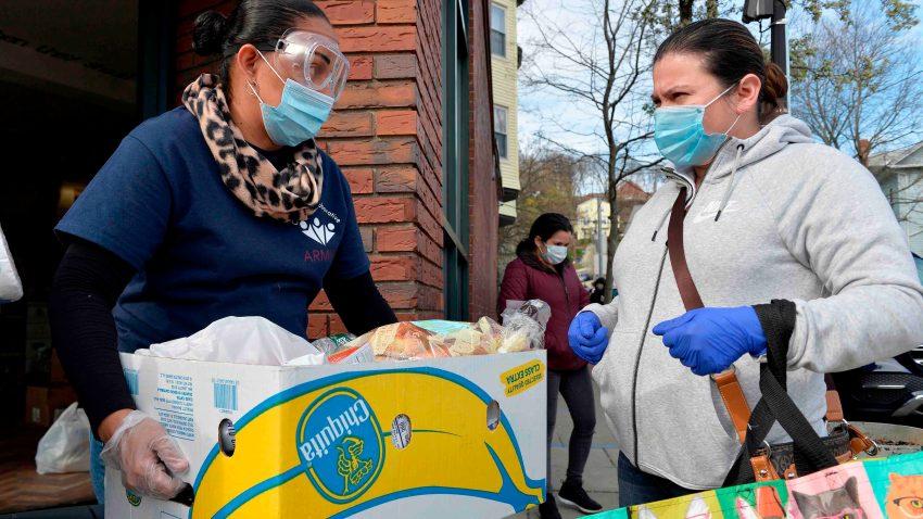 Hispanos durante la pandemia