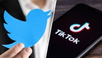 WSJ: Twitter explora comprar la popular red TikTok en EEUU