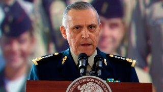 Exsecretario de la Defensa de México