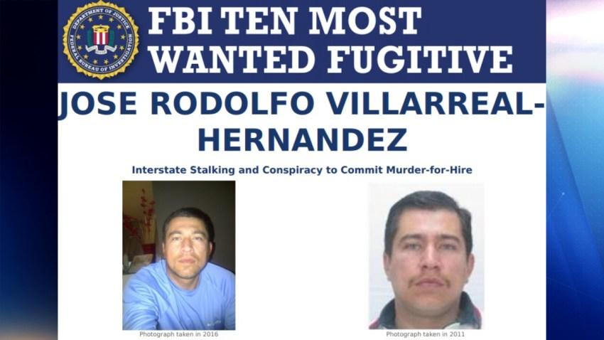 Ficha de narco mexicano en los más buscados del FBI