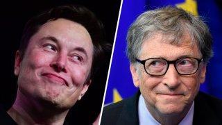 Elon Musk destrona a Bill Gates como la segunda persona más rica del mundo.