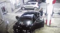 Tiroteo en gasolinera deja mujer herida