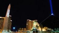Luxor: el hotel con la luz más brillosa del mundo