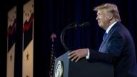 """Trump sobre retiro en Siria: """"Estoy solo como una isla"""""""