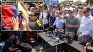 Marco Rubio coordina entrada de ayuda a Venezuela