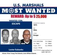 15 Most Wanted Fugitive: Lester Eubanks