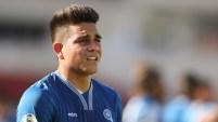 El jugador de El Salvador llegará de momento por solo un juego al equipo de la USL.