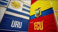 Todo los goles de Uruguay contra Ecuador, por el Grupo C.