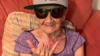 "David Rodríguez de Telemundo 51 entrevistó a ""Mami"", la abuelita boricua que es sensación en Facebook."