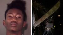 Fue en Carolina del Norte, donde el sospechoso huyó de un hospital tras ser apresado por la policía.