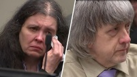 Dos de las víctimas  leyeron mensajes propios y de sus hermanos dedicados a sus padres, David y Louise Turpin, quienes fueron condenados el viernes...