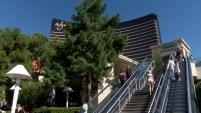 Caesars Entertainment y Wynn Resorts anunciaron pagos en sus estacionamientos