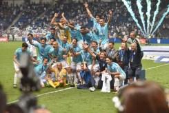 Los Tuzos de Pachuca: campeones al último minuto