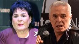 Carmen Salinas dice que Enrique Guzmán la amenazó de muerte