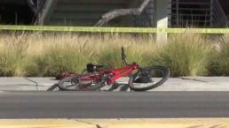 Ciclista muere atropellado cerca del Strip