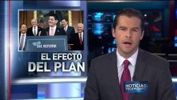 El efecto del plan fiscal de Trump