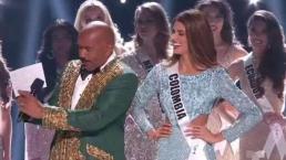 El polémico comentario de Steve Harvey durante la gala de Miss Universo 2019
