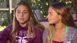 Hermanitas relatan cómo vivieron la masacre en escuela de Florida