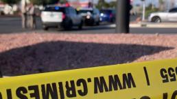 LVMPD investiga atrincheramiento de hombre armado