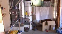 Ladrones dejan casa vasilla en Moreno Valley