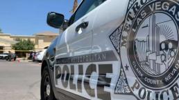 """Policía dispara a perro de sospechosos """"armados"""" en LV"""