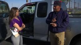 Hombre de Las Vegas recupera vehículo gracias a Telemundo Responde