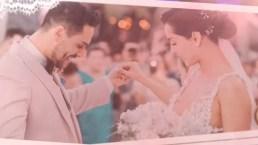 Los mejores momentos de la boda de Carmen Villalobos y Sebastián Caicedo