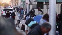 Continúa polémica por la ordenanza contra indigentes en Las Vegas