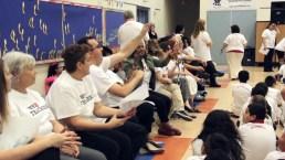 Celebran a los docentes de Las Vegas