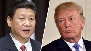 Trump clama progreso tras llamada con presidente chino