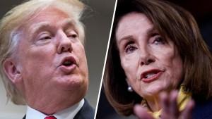 Demócratas desafían a Trump y revisarán informe Mueller