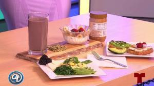 Come saludable en minutos