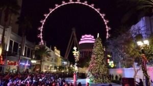 La ciudad de Las Vegas se prepara para las festividades