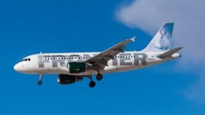 Frontier ofrecerá vuelos desde Las Vegas a México