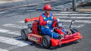 Competencia estilo Mario Kart llega a Las Vegas