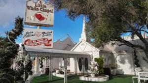 Capilla de bodas en Las Vegas sale a la venta