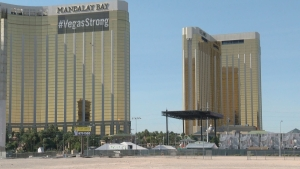 Convertirán sitio de masacre de Las Vegas en estacionamiento
