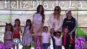 Moda de madre e hijos