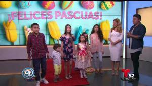 Moda infantil para Pascua