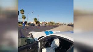 Dos accidentes de tránsito en menos de una semana y que han involucrado a conductores intoxicados motivo a las autoridades del valle a hacer un llamado a que si toma no maneje.