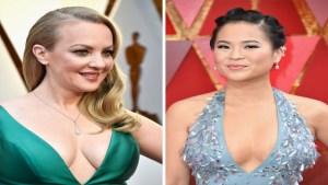 Los escotes más sexys en la alfombra roja de los Óscar